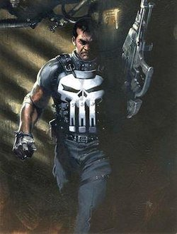 The Punisher needs a video game