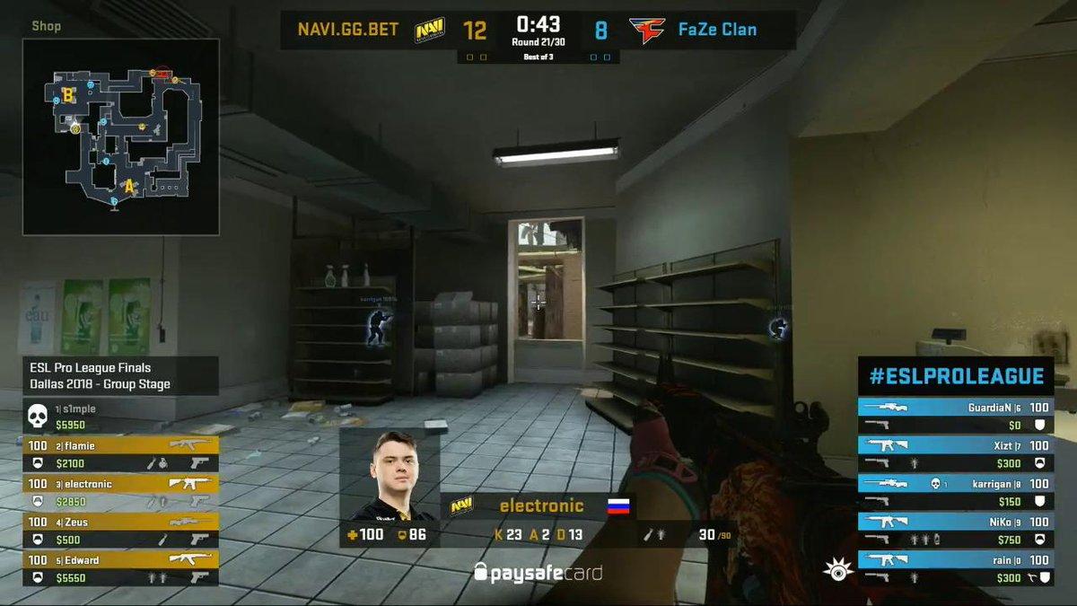 ESL Counter-Strike's photo on #ESLProLeague