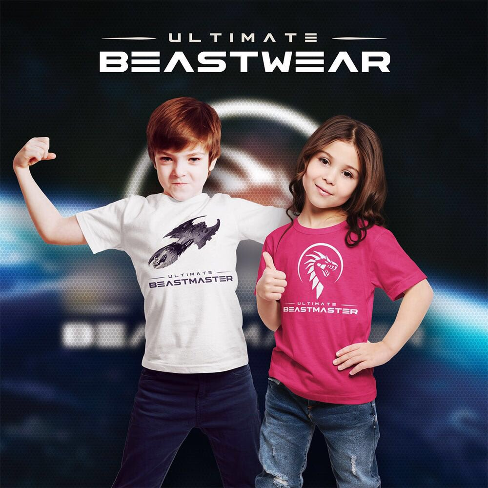 Check out the Ultimate Beastwear for kids  Confira o Ultimate Beastwear para crianças
