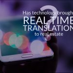 Have Google and Amazon brought real-time translation to real estate? Find out: https://t.co/2ZNFd7ocU2 #RealEstate #Technology #Translation