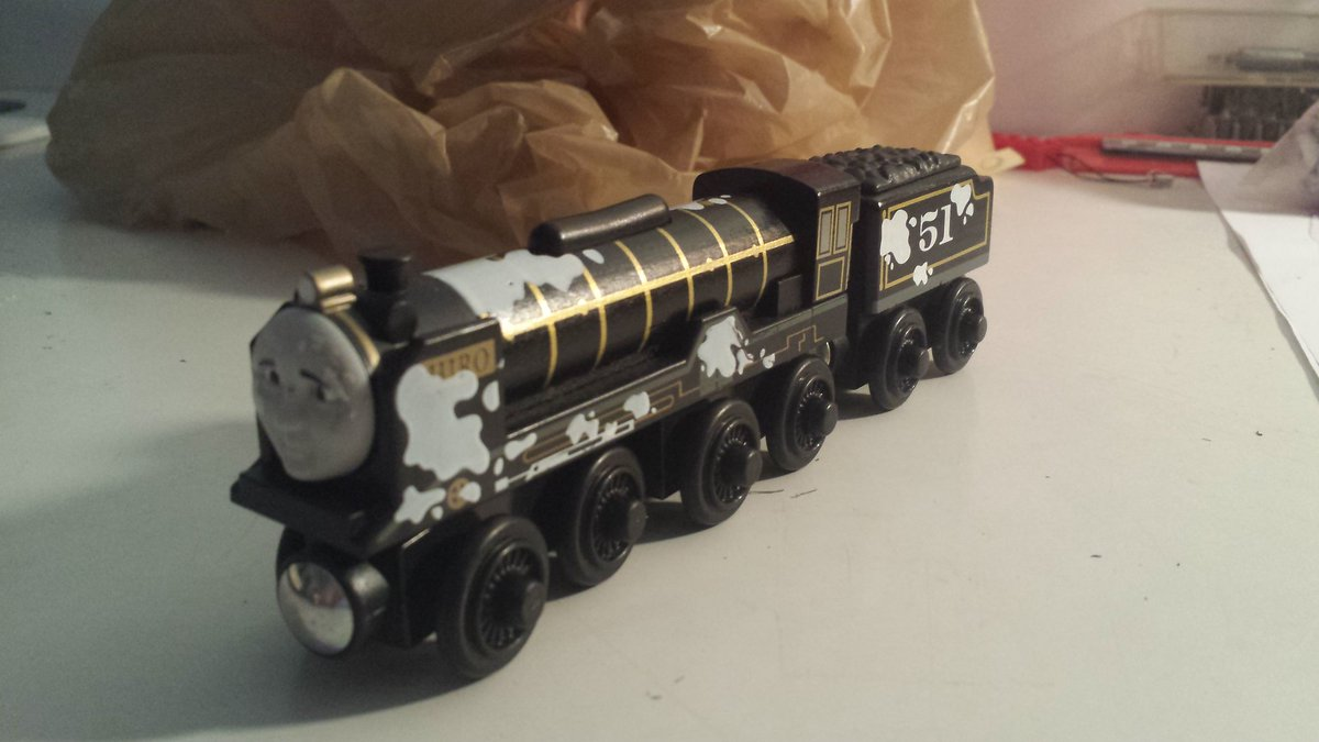 Thomaswoodenrailway On Twitter I Didnt Know These Were Authentic