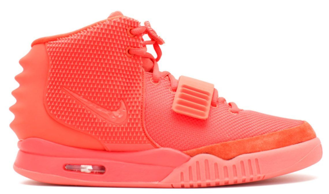 8443a6d7b kanye west debuted the red october nike air yeezy 2 five years ago today