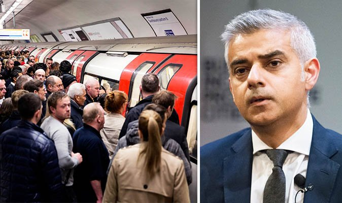 Sadiq Khan and transport bosses urged to delay major tube closures planned during Royal Wedding and FA Cup final https://t.co/VfDnkXDofD