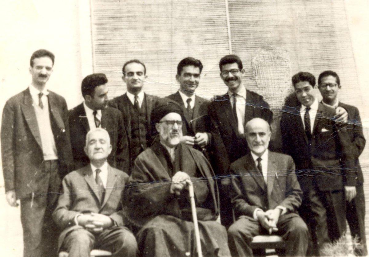 Risultati immagini per بازرگان طالقانی سحابی