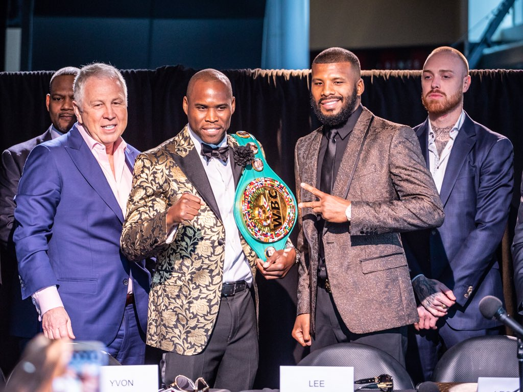 """test Twitter Media - """"I fear no man, he's one of the toughest guys in boxing, but I'm tougher and I'll be the new champion on May 19th."""" - @badoujack #StevensonJack 👊🏻 https://t.co/12mriShH9k"""