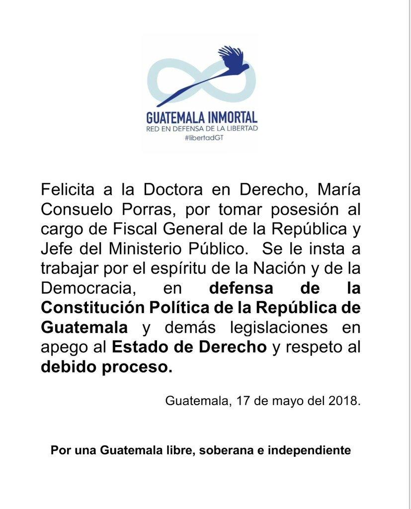 Guatemala Inmortal (@Guate_Inmortal_) on Twitter photo 2018-05-17 19:47:07