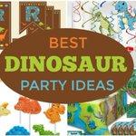 Best Dinosaur Party Ideas https://t.co/vwQafd4b9V