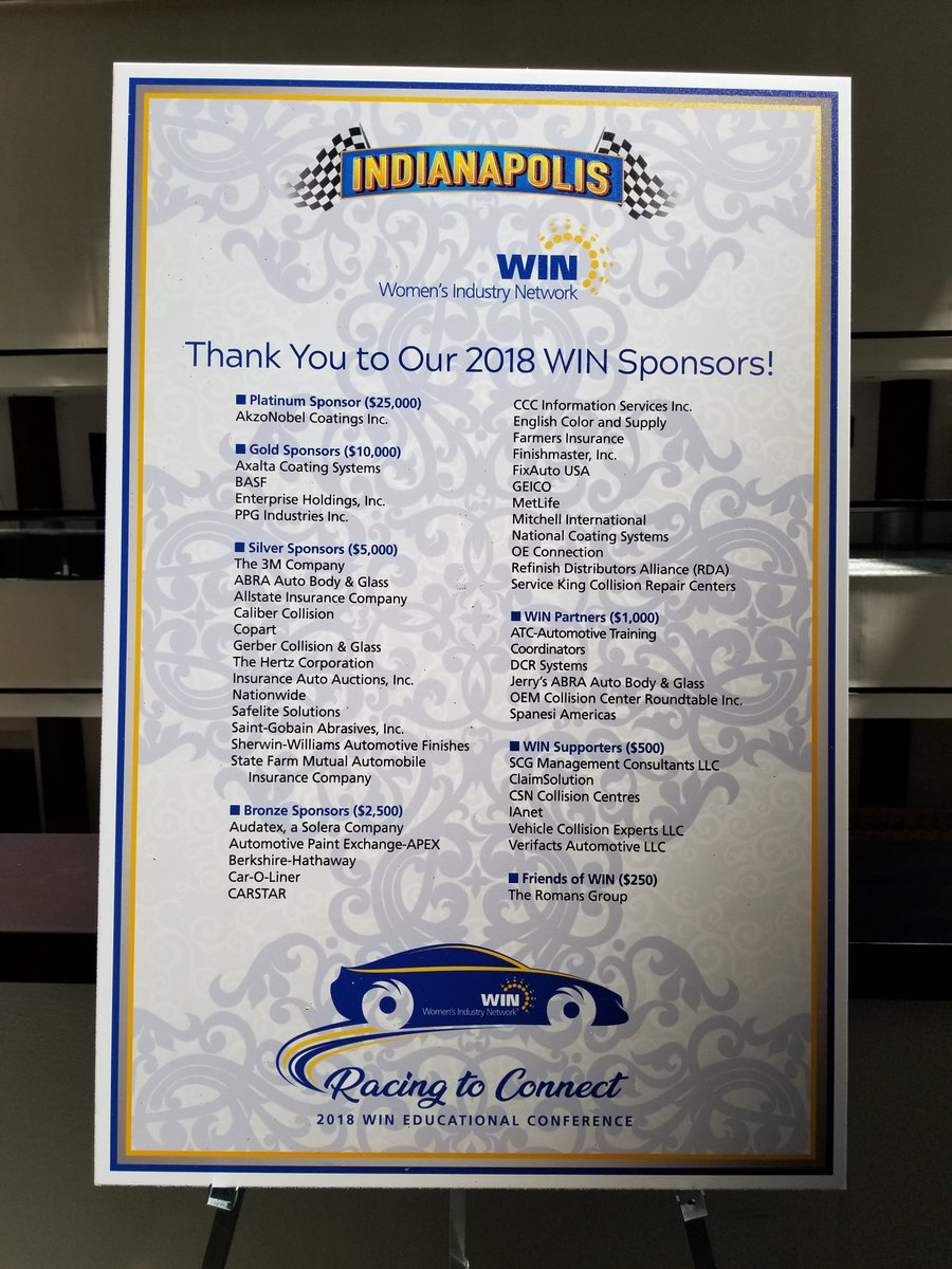 winbronzesponsor2018 hashtag on Twitter