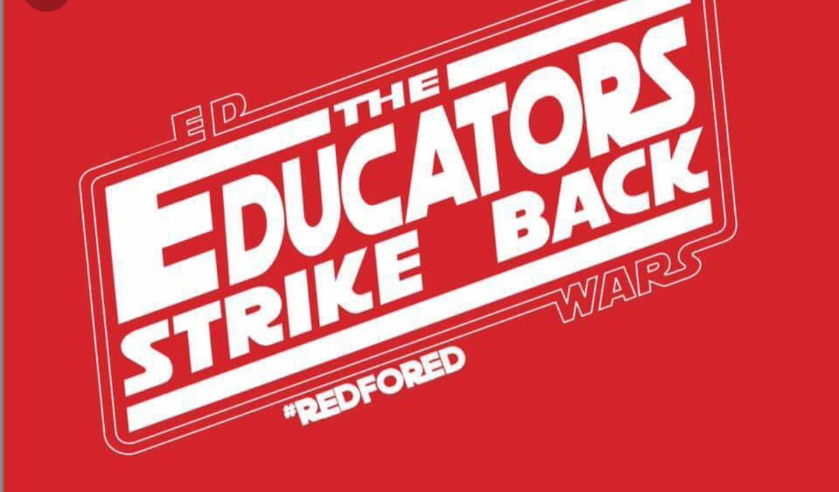 Image result for educators strike back