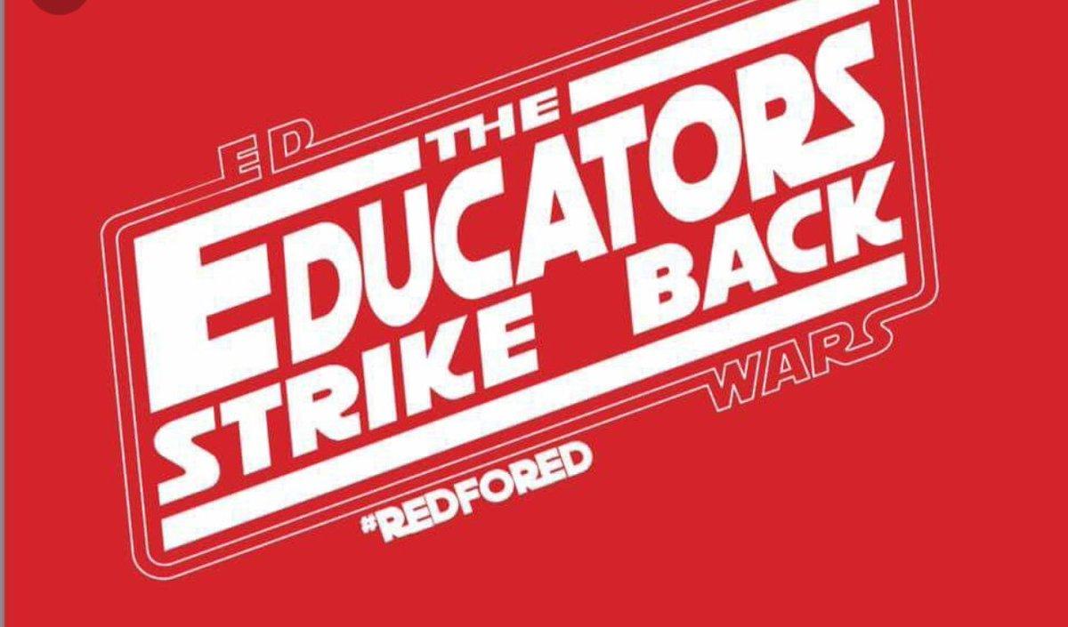 Image result for educators strike back