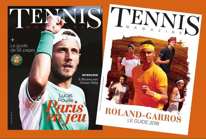 sale retailer af820 3b202 Votre nouveau Tennis Mag sera en kiosque demain avec notamment un entretien  avec  la pouille et un reportage à Bucarest avec  Simona Halep !