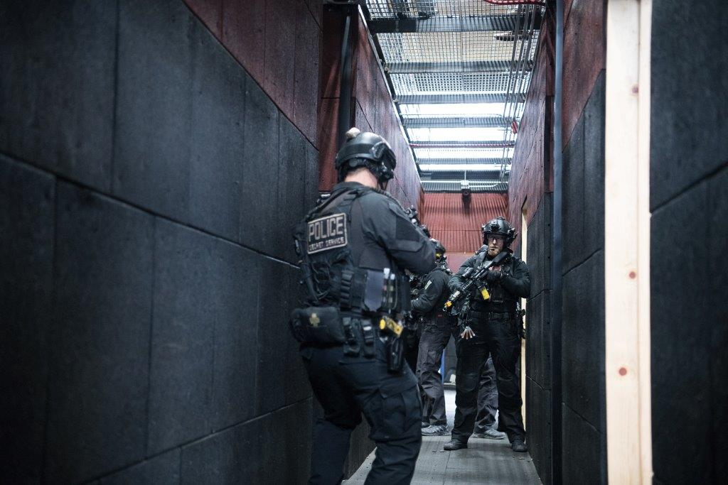 Secret Service Counter Assault Team / Rowley Training Center Maryland