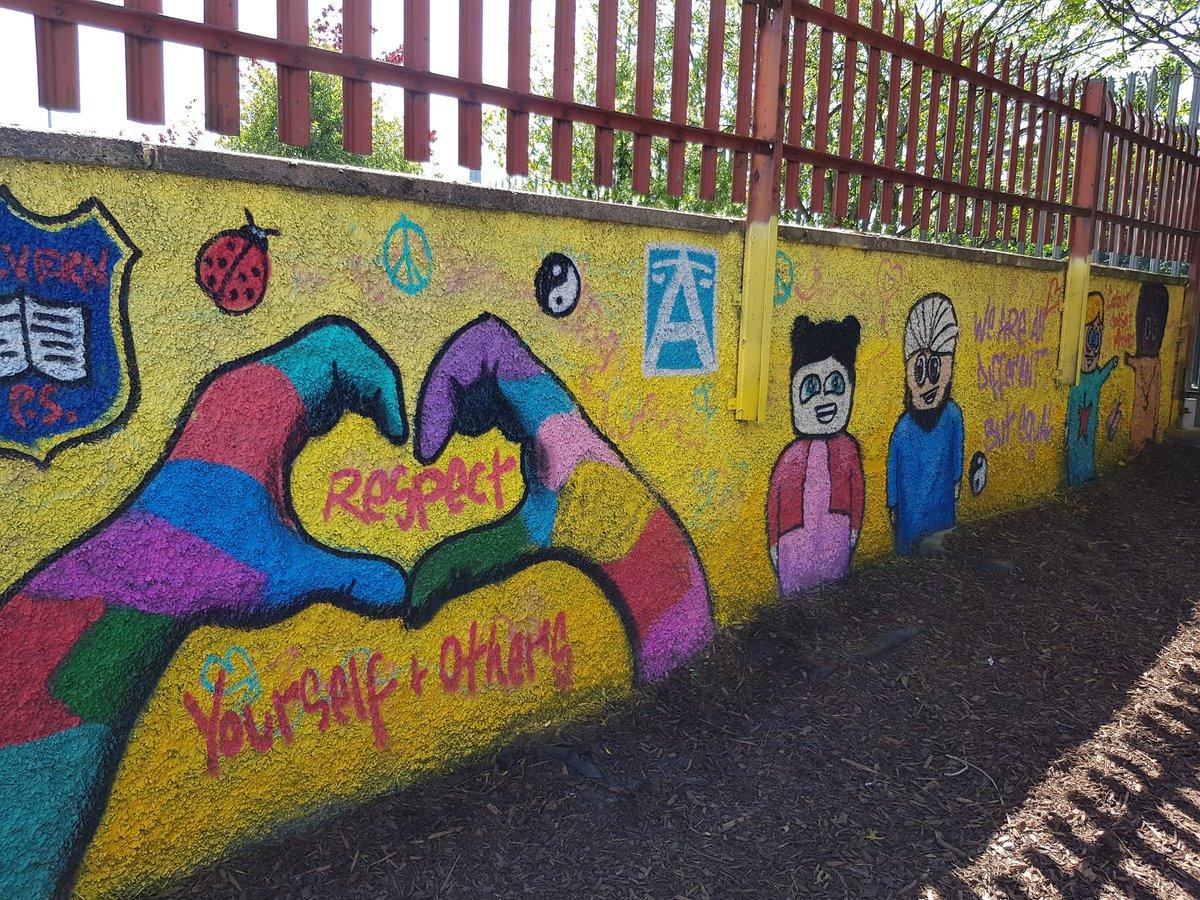 Alternatives Rj On Twitter Shankill Alternatives Diversity Mural
