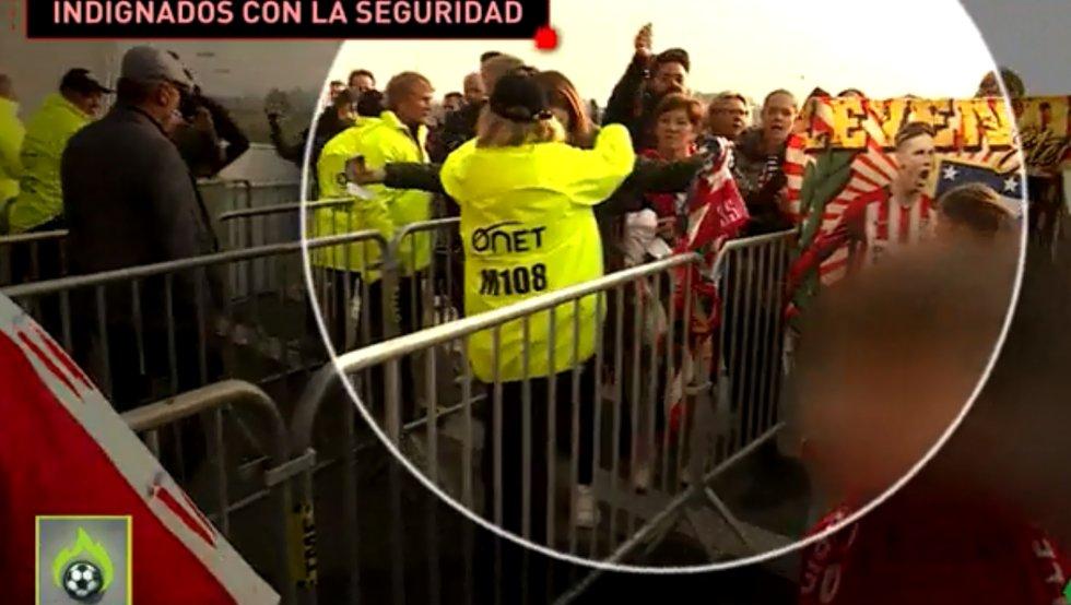Atlético de Madrid's photo on #UELfinal