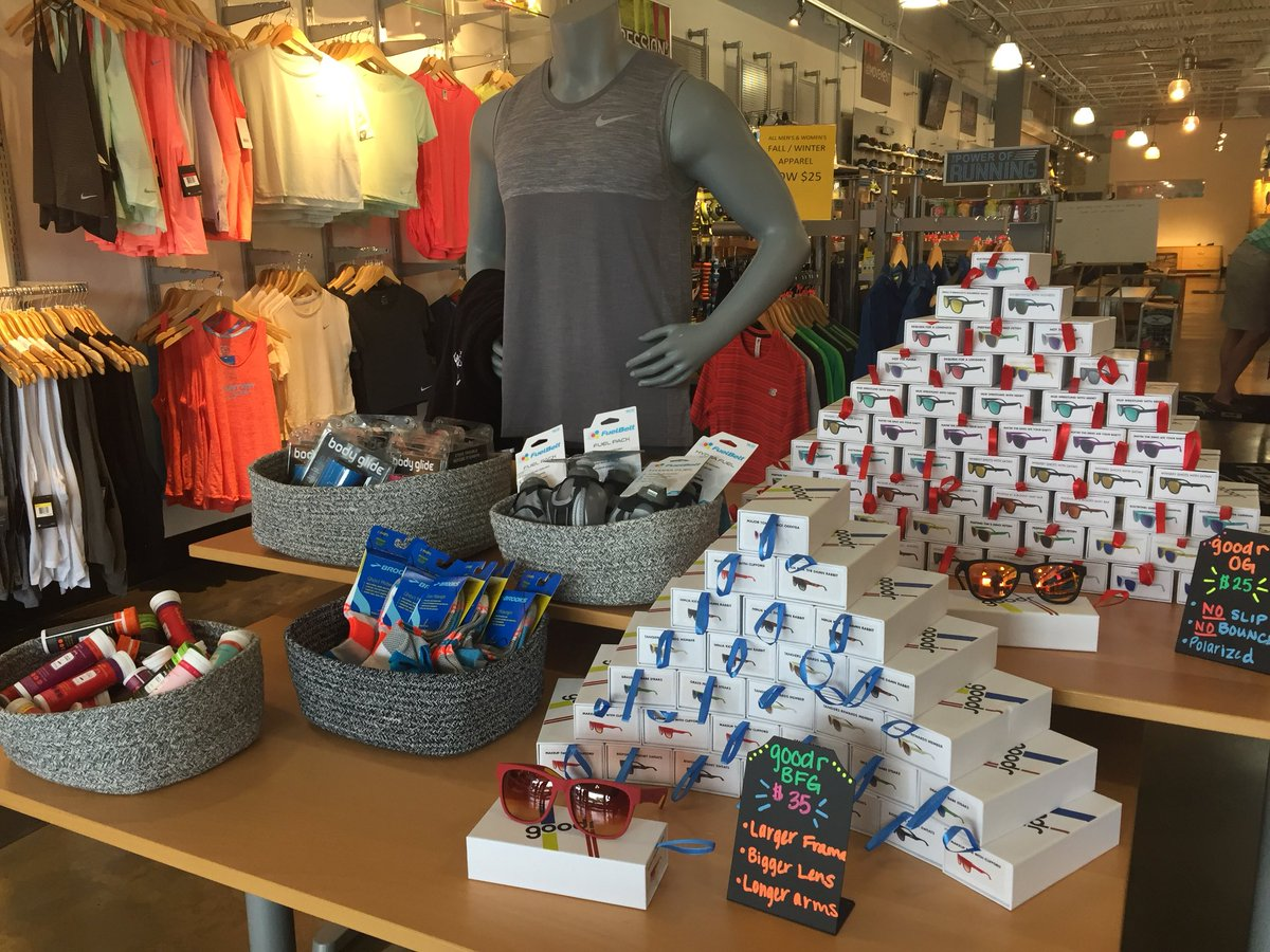 test Twitter Media - Fully stocked on @goodr, @nuunhydration, and all of your other summer necessities. #fleetfeetral https://t.co/wiViy9d4JV