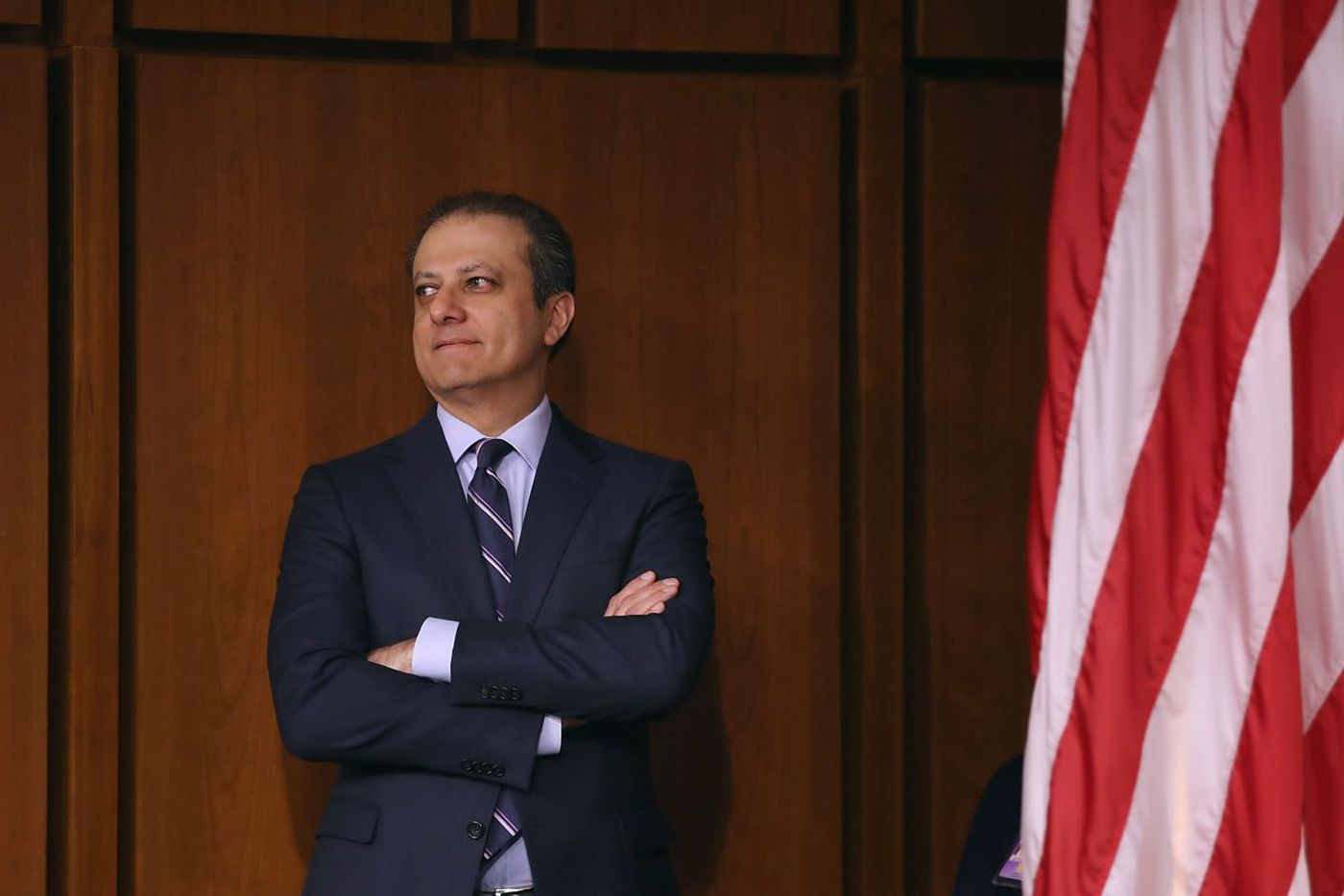 Former Manhattan U.S. Attorney @PreetBharara hasn't been registered to vote since 2006 https://t.co/jtkhQHjqKf https://t.co/6tGu34D3mB
