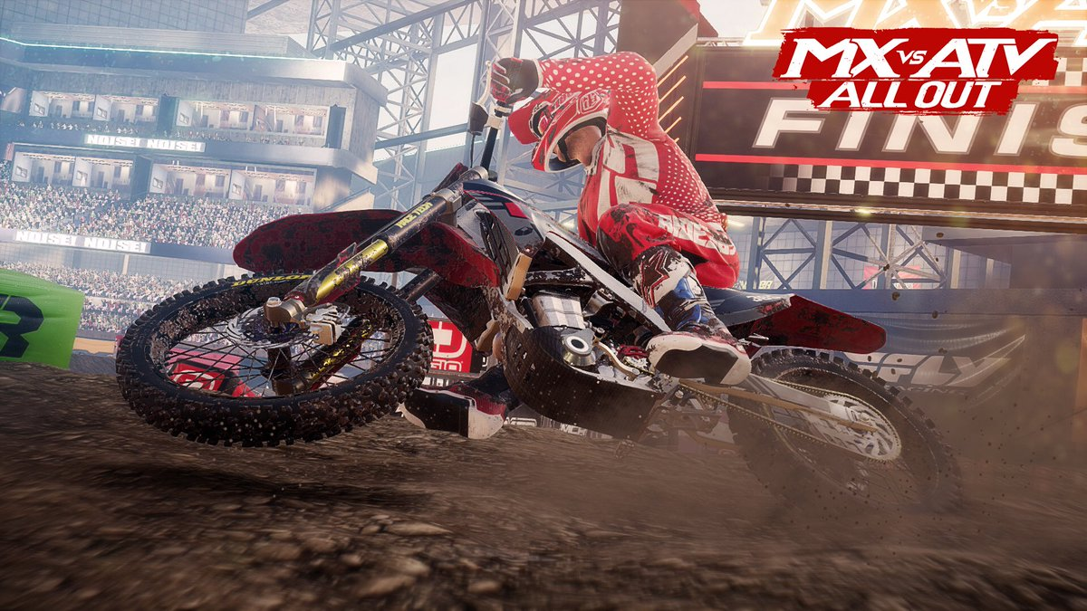 MX vs ATV All Out on Twitter: