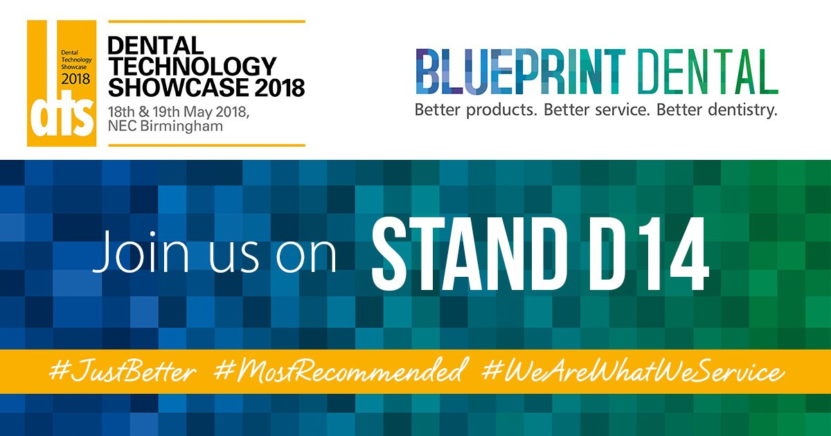 Blueprint dental blueprintdental twitter planning your visit to the dentistry showdts dont forget to stop by stand d14 to see our fine range of surgery laboratory equipment malvernweather Images