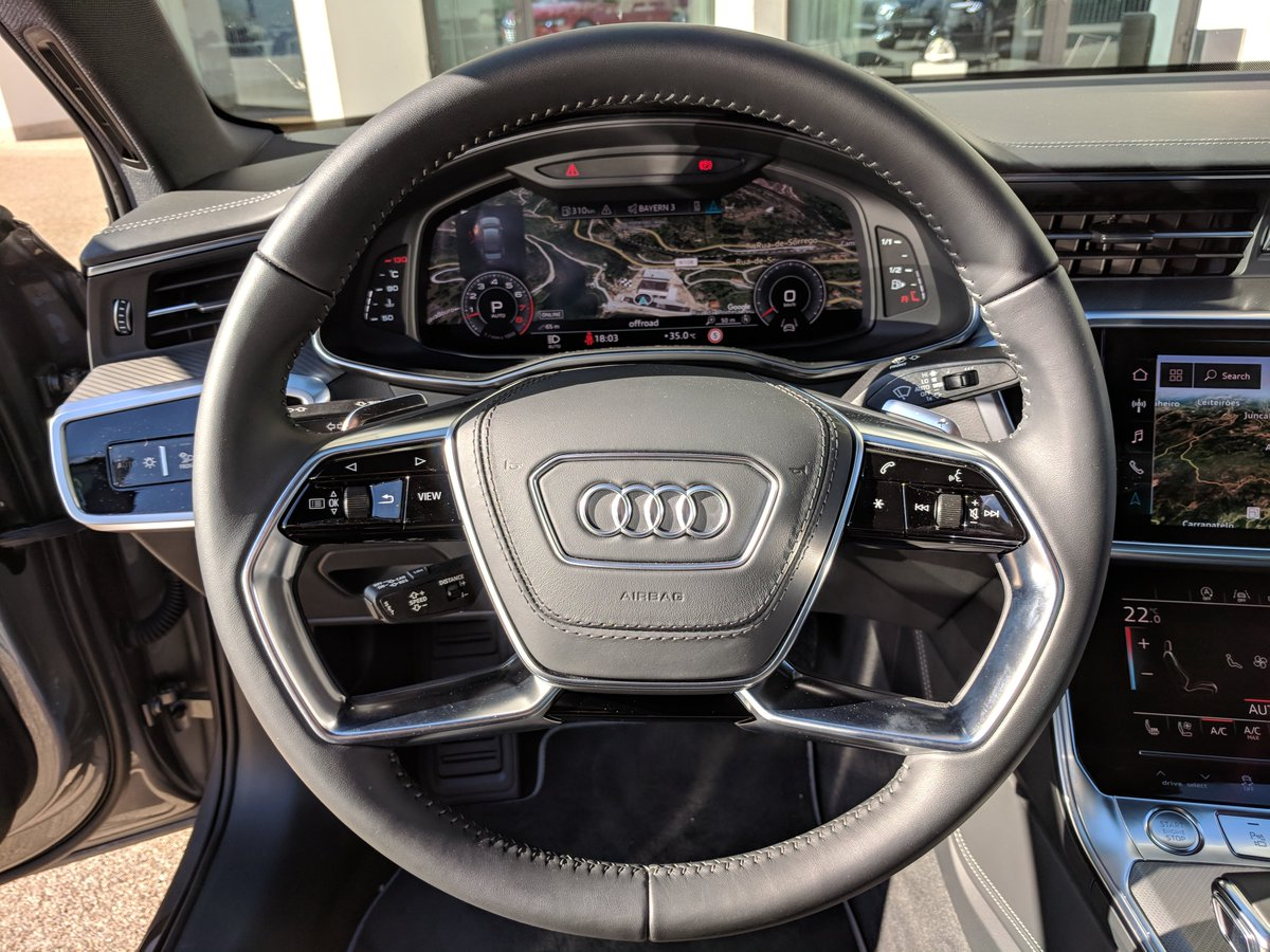 Edmunds On Twitter The 2019 Audi A6 Is A Technological Tour De
