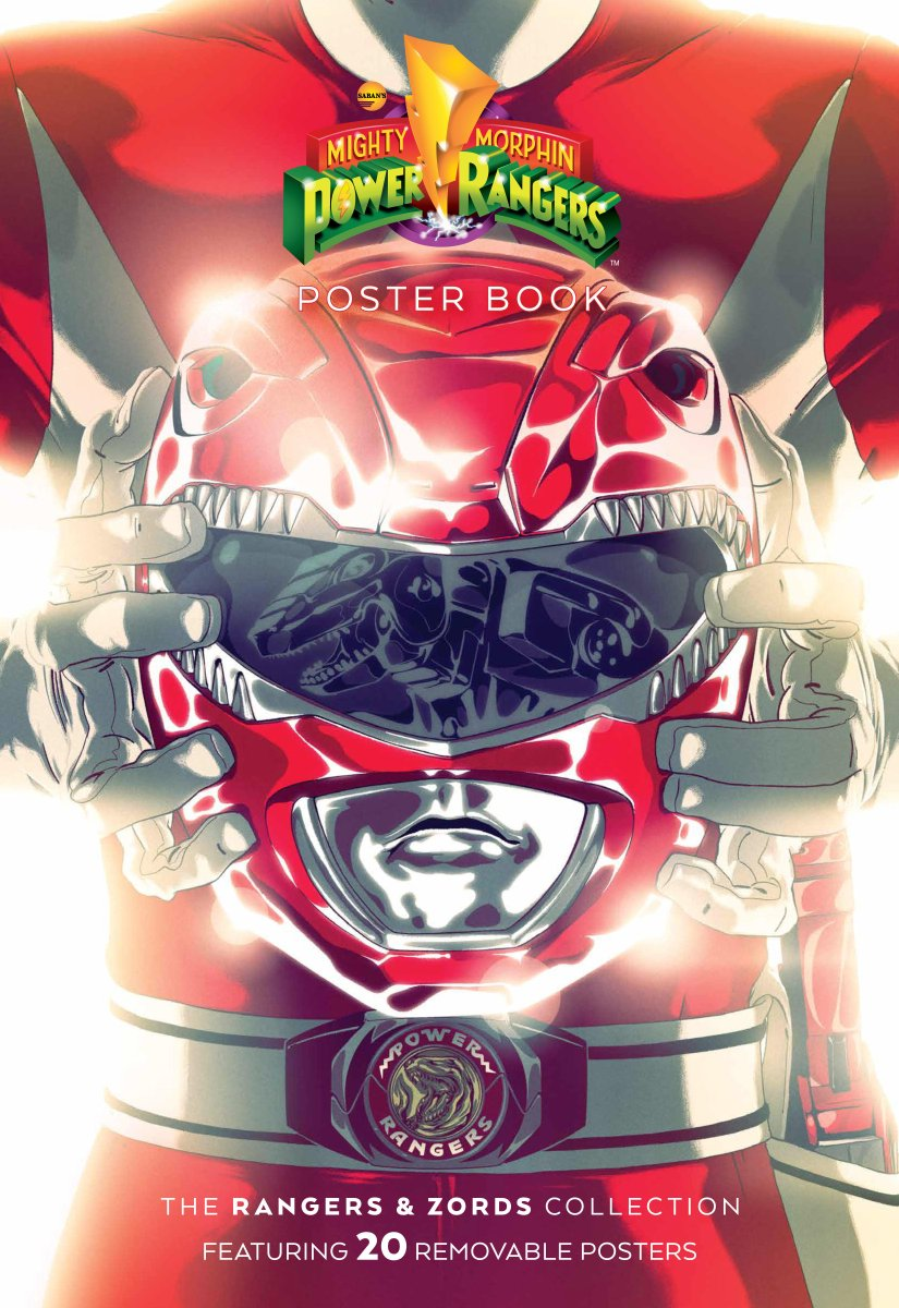 This week you can get the #MMPR Poster Book, MMPR #26 second print, and MMPR #27! Did you pick these up at your local comic shop? #PowerRangers: #ShatteredGrid