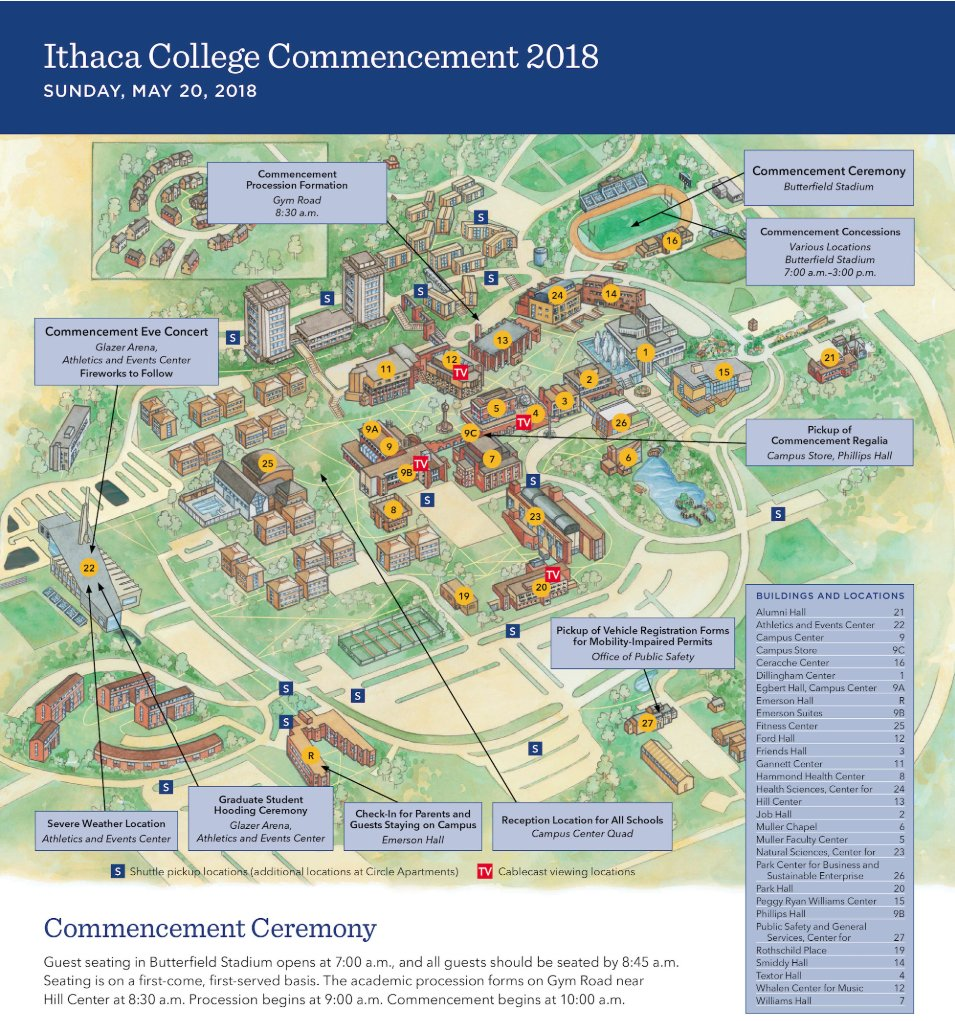 Campus Map Ithaca College.Ithaca College On Twitter Not Quite Sure Where You Re Going For