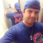 Some @JLester34 love Day 73 of @Cubs #ShirtOfTheDay #BlueIsTheColor #ThatsCub #CubsTalk #EveryBodyIn #GoCubsGo #CubbieKoolAid #Cubs #IamCubsessed #HallerStrong