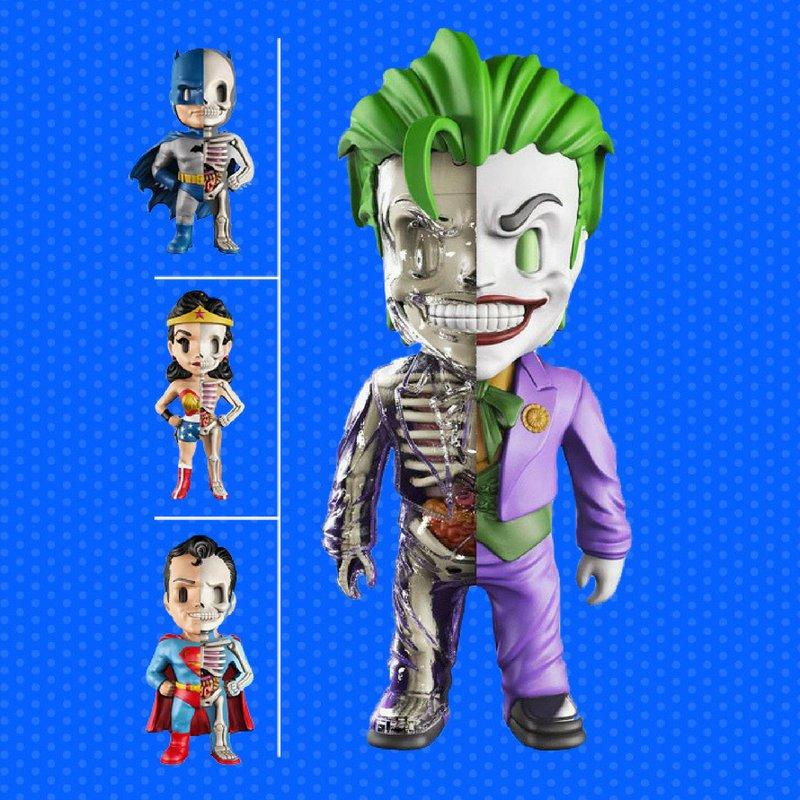 XXRay DC XXRAY DC Comics Golden Age Green Lantern 4D Vinyl Action Figure by Jaso