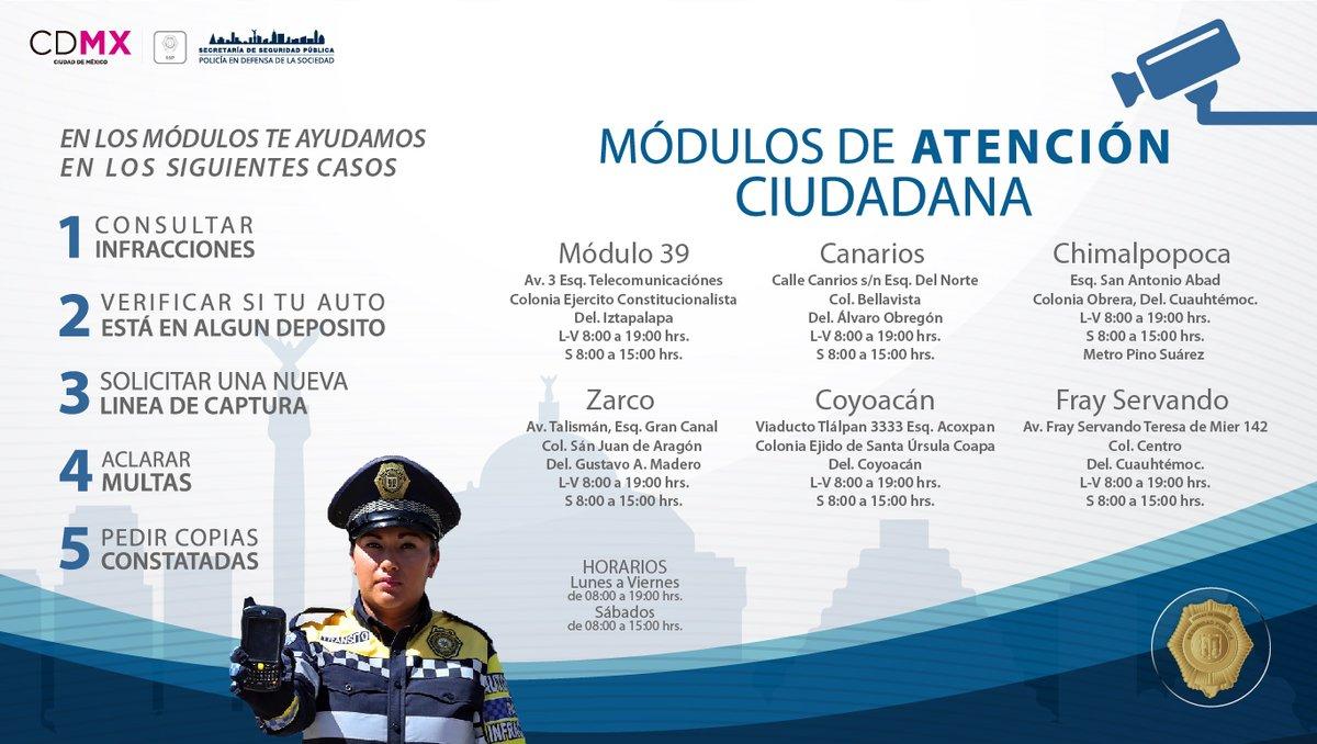 Secretaría De Movilidad Cdmx On Twitter Ubicación Y