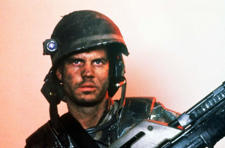 Take a break from the headlines and remember Bill Paxton today...it's his birthday