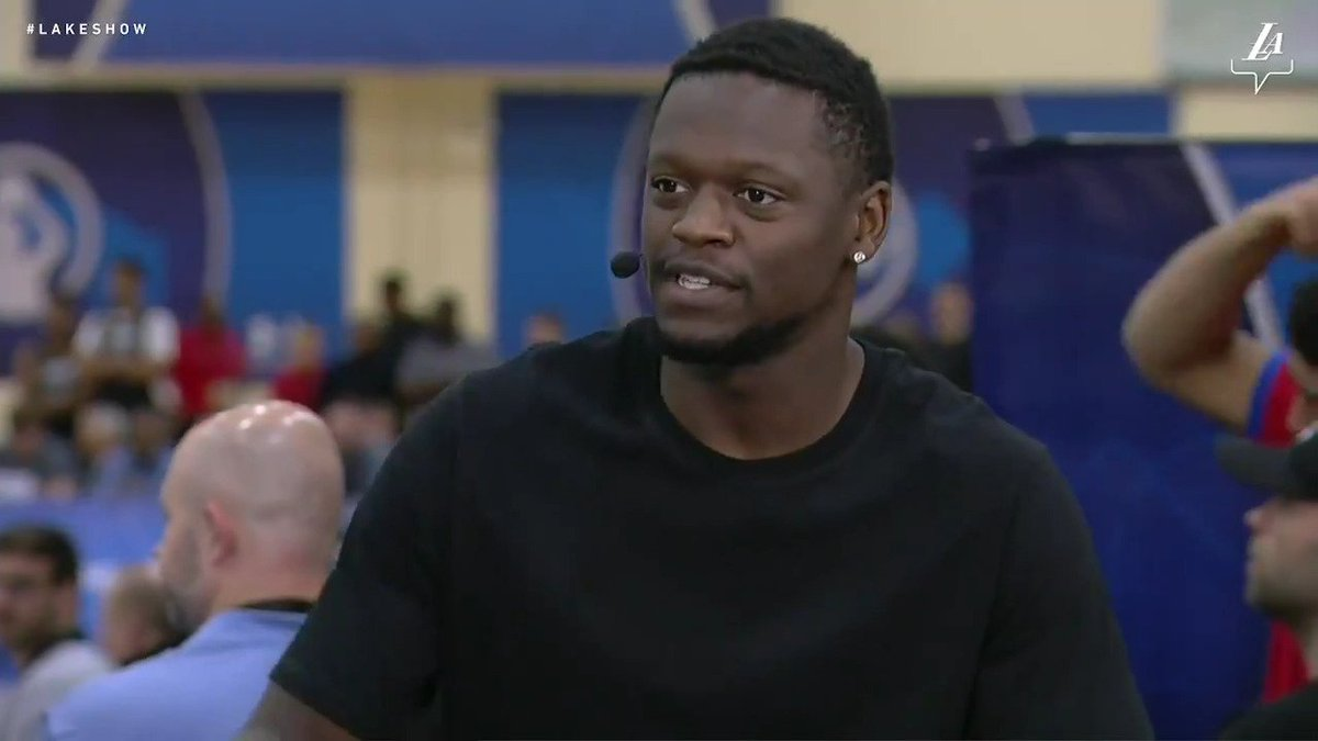 Julius Randle looks back at his Draft Combine experience from this years event in Chicago.