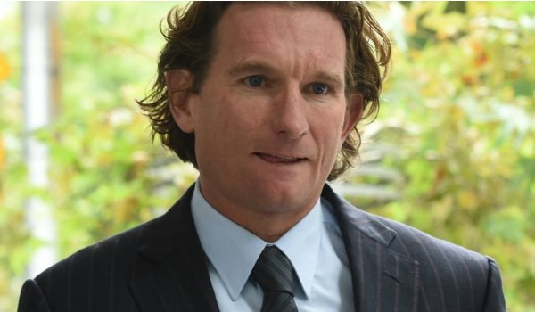 James Hird Photo