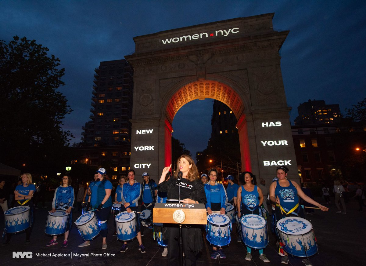 Enough. We have waited too long for the power, respect, and yes, MONEY, we deserve. #NYCPowerMove #WashingtonSquarePark<br>http://pic.twitter.com/lFFd4cn0gi