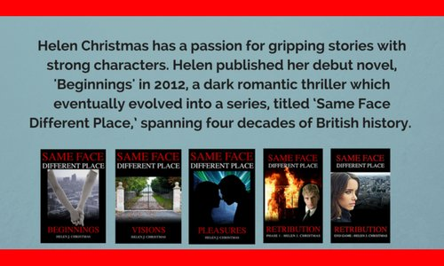 Continuing to celebrate Helen Christmas as our Author of the Week, check out this Guest book review of Helen J Christmas&#39; thriller Visions  http://www. carol-thomas.co.uk/review-of-hele n-christmas-visions/ &nbsp; …  on @carol_thomas2&#39;s @SFDPBeginnings  #bookreview #guestpost #reviews #FridayReads<br>http://pic.twitter.com/MCKYIIvr0H