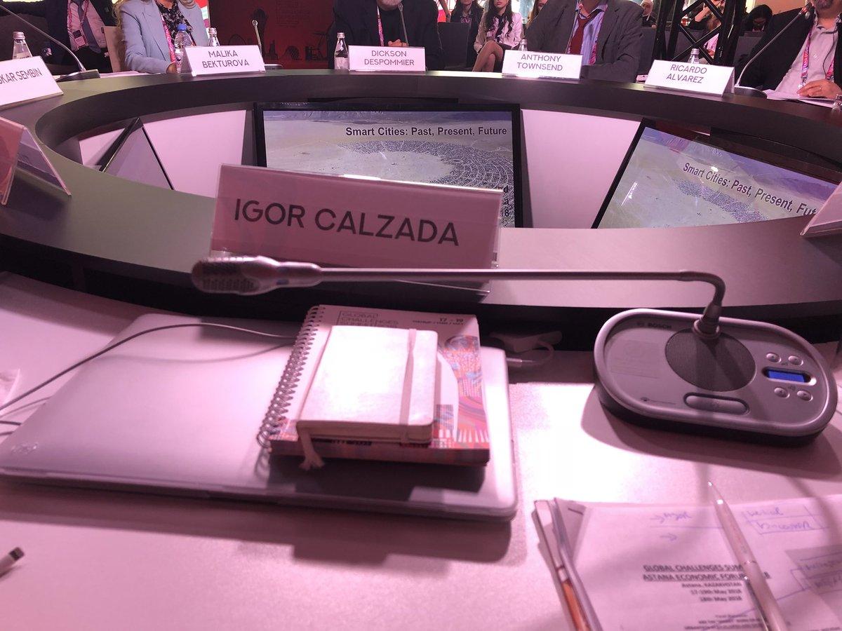 On #AEF2018 #GlobalChallengesSummit2018 #SmartCities from scratch ? #Kazakhstan #Astana<br>http://pic.twitter.com/5wdfcmluFP
