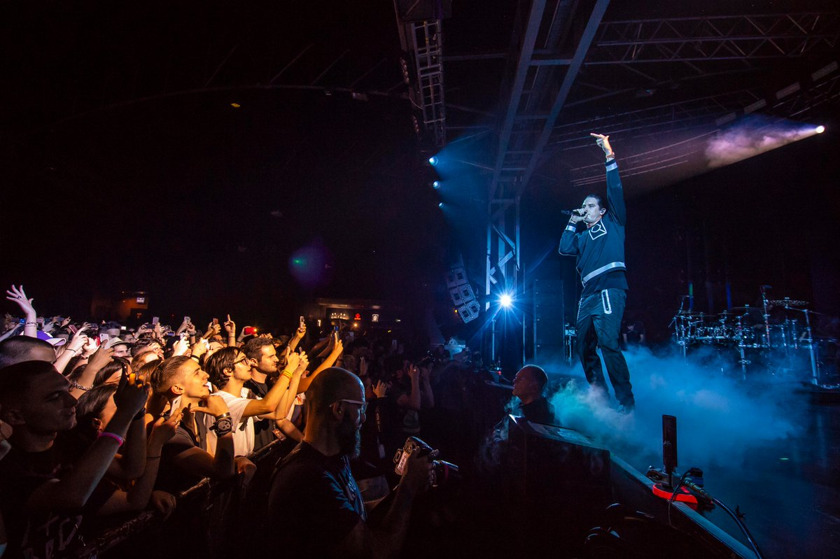 G-Eazy // #TheBeautifulandDamnedTour 17.05.2018 · Milano, Fabrique Foto: Francesco Prandoni