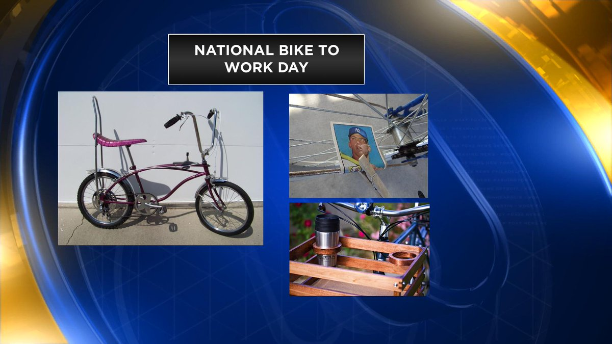 Bob Kelly On Twitter National Bike To Work Day Dont