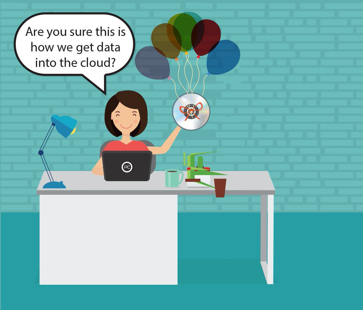 #fridayfunny how data is sent to the cloud #cloud #datatransfer <br>http://pic.twitter.com/1cyiPBLGQW