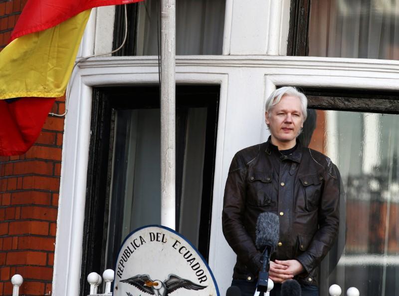 Julian Assange (tweets by #FreeJulian campaign)⌛ (@JulianAssange ...