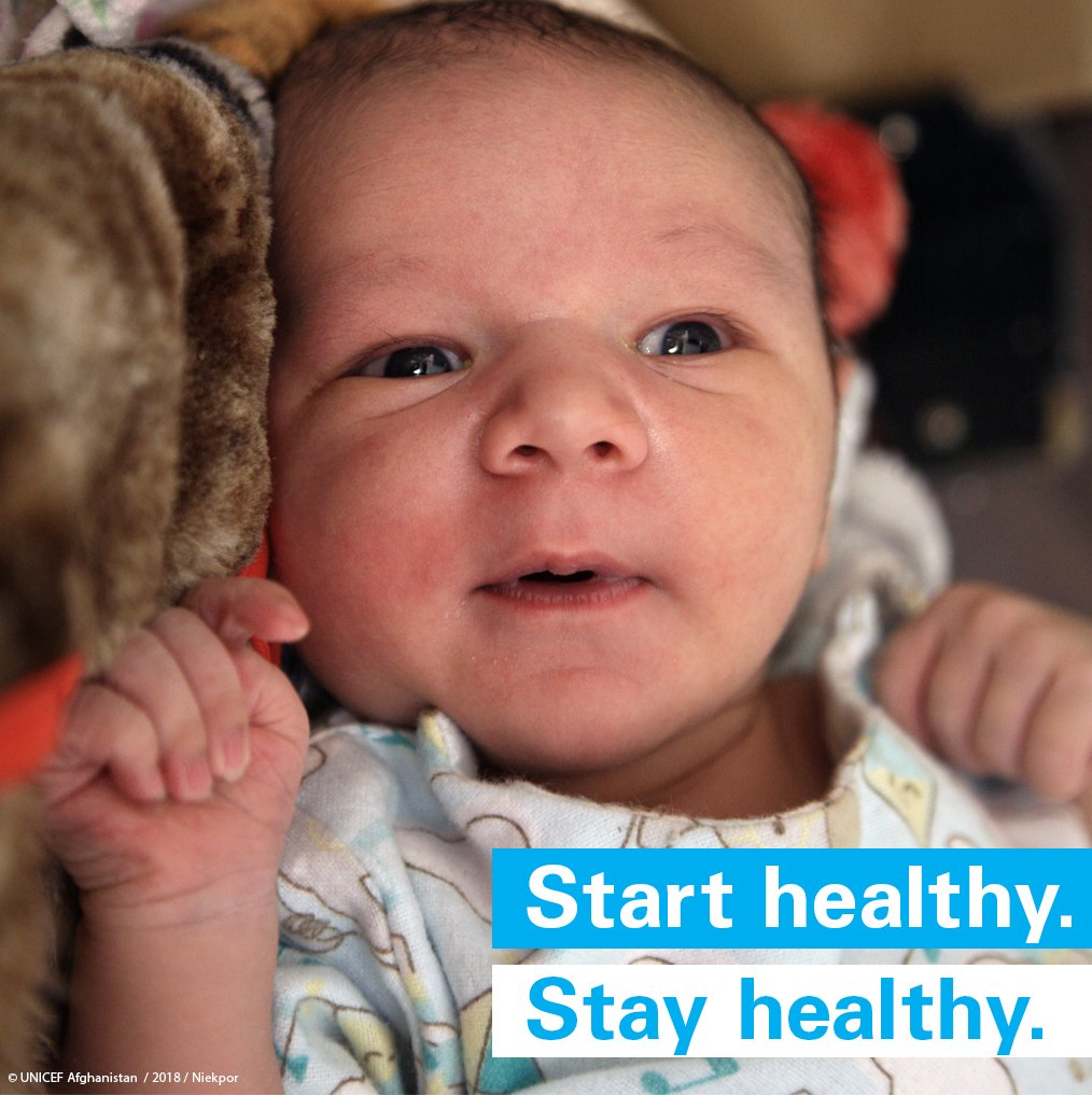 Our wish today: #foreverychild, health 💙  Whats your wish for every child?