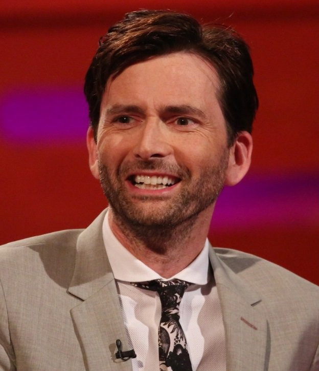David Tennant on The Graham Norton Show - Friday 18th May 2018