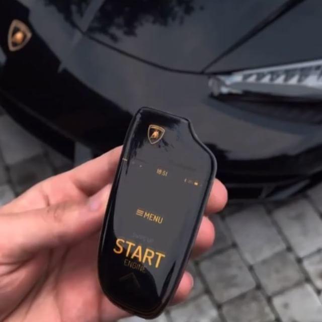 Timira Ayodya On Twitter Lamborghini Centenario Concept Key By Bat