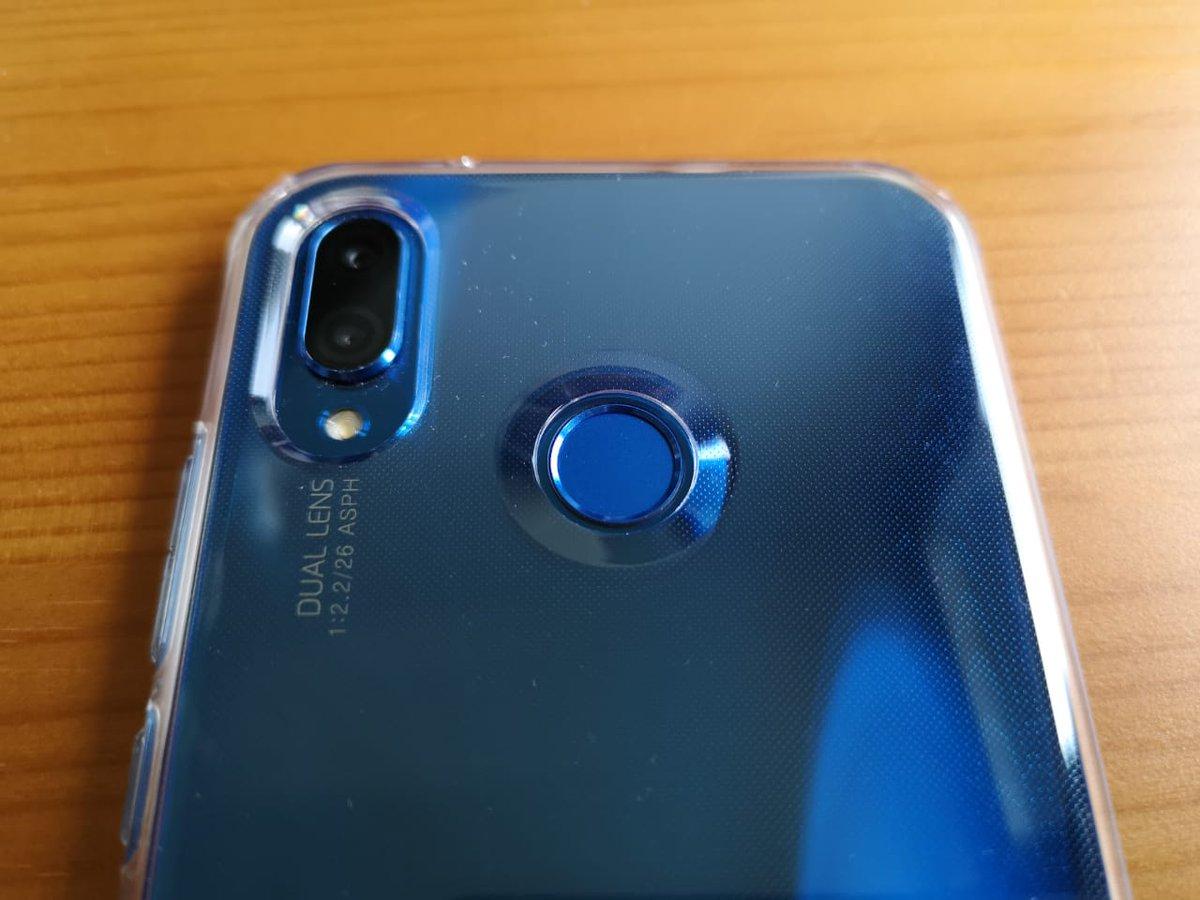 70% Rabatt auf diese Huawei P20 lite Hüllen von @SpigenWorld : huaweiblog.de/zubehoer/huawe…