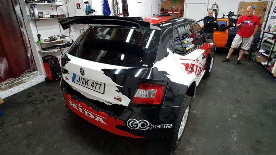 FIA European Rally Championship: Temporada 2018 - Página 7 Ddd_RhGUwAIkZGe