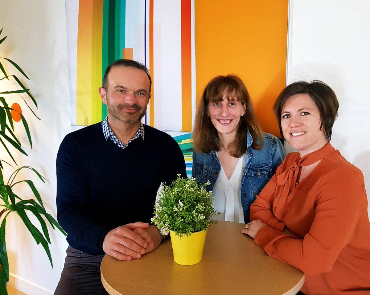 Welcome @SophieLadraz !!! Sophie rejoint l'équipe #accompagnement de l'incubateur 🤓🎉 #Rouen #strategiedigitale #rechercheutilisateur #projetinnovant https://t.co/FT6BvE0AAT