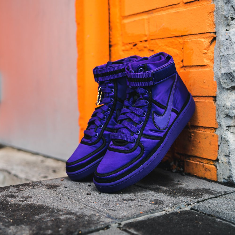 brand new aa6b5 22ac2 Court Purple Nike Vandal High Supreme Now Available Online and In Stores  court purple vandal supreme high httpow.lyrFPG30k1OVx  pic.twitter.com ...