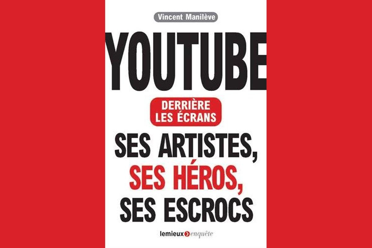 Medias Info On Twitter Vincent Manileve Sort Un Livre