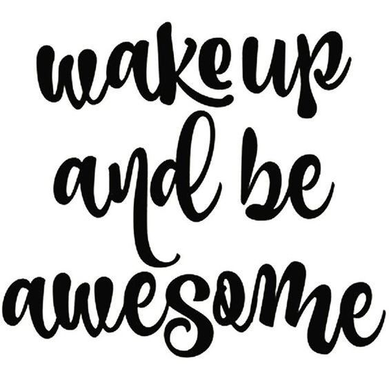 Image result for be awesome self today