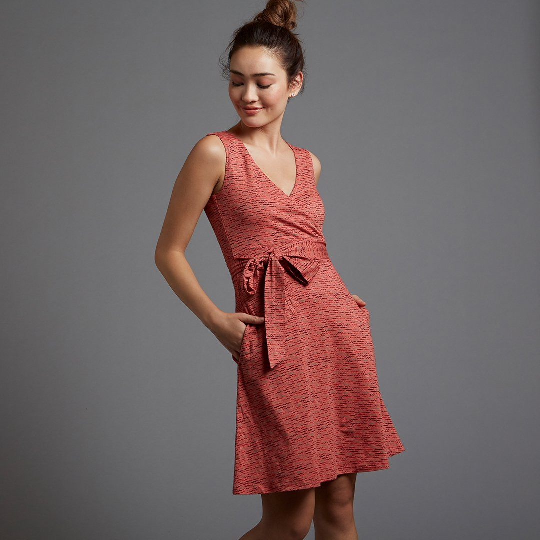 fa2b68bbec Picking out what to wear just got a whole lot easier. Shop Toad Co today at    https   goo.gl miQ1cr  VonMaur  ShoppingPerfected  Dress  Pockets ...