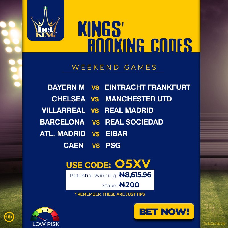 BetKing Nigeria on Twitter: