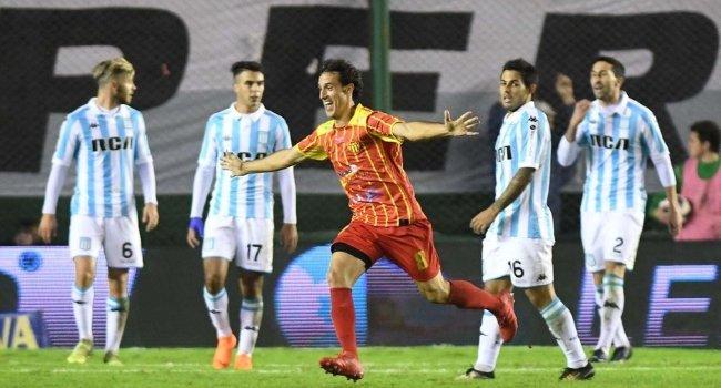 Racing de la Copa Argentina Foto